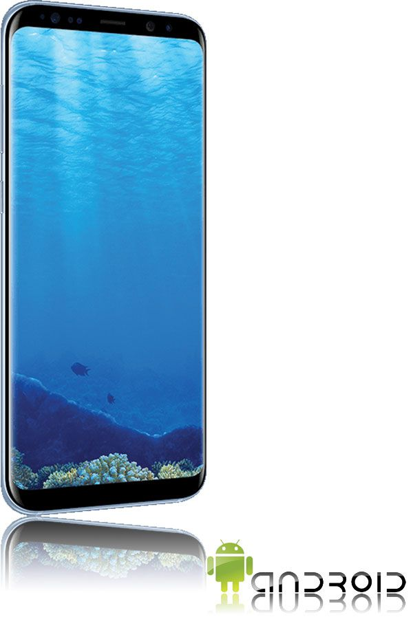 samsung g955f galaxy s8 plus 64gb 4g coral blue g nstig. Black Bedroom Furniture Sets. Home Design Ideas